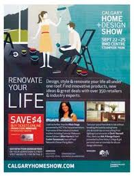 Home And Design Shows Attendance Promotion Brochure Winners Csg Creative National