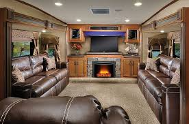 5th wheel front living room rushmore 5th wheels lincoln fifth wheel living room in front
