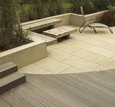 Garden Paving Ideas Uk Decking And Paving Used Together Garden Ideas Pinterest