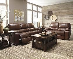 Ashley Leather Living Room Furniture Amazon Com Ashley Penache U7290087 89