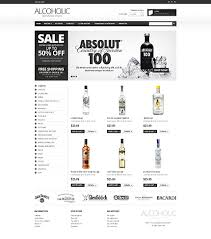 page 4 website templates cafe whiskey bar store custom website