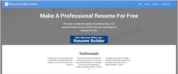 Online Resume Creator Free by 22 Top Best Resume Builders 2016 Free U0026 Premium Templates