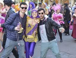 diy mardi gras costumes mardi gras beignets