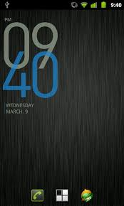 best clock widget for android bobclockd3 android apps on play