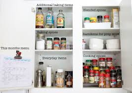 Kitchen Cabinet Organize Collection In Organizing Kitchen Cabinets Simple Interior Home