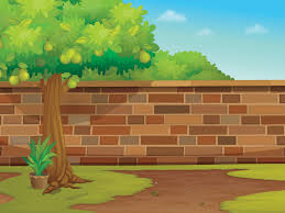 garden wall garden wall powerpoint templates nature free ppt backgrounds