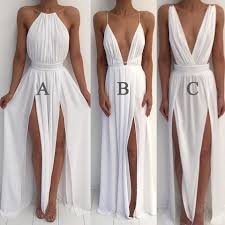 simple dresses best 25 simple white dress ideas on