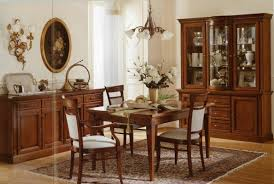 small dining room round table white wood cupboard wonderful iron