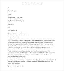 template for termination of lease 28 images termination of