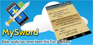 e sword for android mysword bible appstore for android