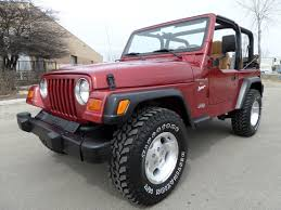 jeep matte red highland motors chicago schaumburg il used cars details