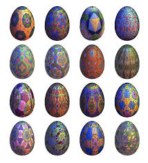 Decorating Eggs Decorating Eggs With Mathematica U2014wolfram Blog