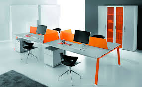 Foot Hammock For Desk Puesto De Trabajo Múltiple Y Moderno Para Open Space Atreo