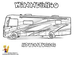 truck trailer coloring pages