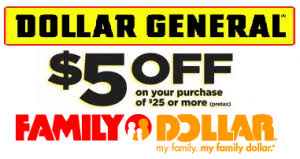 dollar general family dollar 5 25 printable coupons