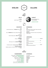 Economics Resume 50 Inspiring Resume Designs And What You Can Learn From Them U2013 Learn