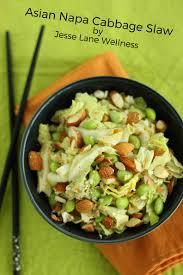 napa salad asian napa cabbage slaw by wellness