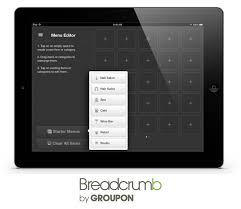 groupon expands free breadcrumb pos app business wire