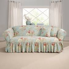 Surefit Sofa Slipcovers by Fit Waverly Ballad Bouquet Sofa Slipcover