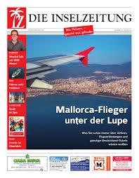 G Stige K Hen Mit Insel Die Inselzeitung Mallorca Januar 2017 By Die Inselzeitung Mallorca
