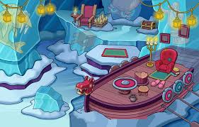 Complete Club Penguin Walkthrough Guide Club Penguin Mountain Expedition Hidden Secret Ice Room Chilli