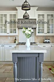 colorful kitchen islands colored kitchen islands painted island units bhg colorful