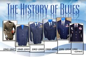 why so blue history of air force service uniform u003e ramstein air