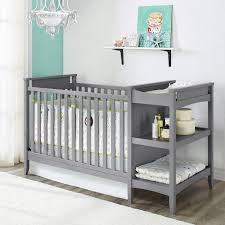 Cribs And Changing Tables Baby Relax 2 In 1 Convertible Crib And Changing Table Combo