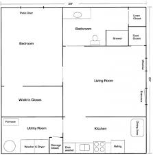 Law Suite Design Basement Layout Mother In Law Suite Floor Plans Model