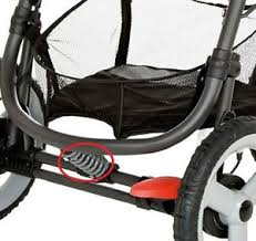 chambre a air poussette high trek bébé confort ressort arrière poussette high trek bébé confort neuf suspension