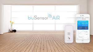 Wohnzimmer Temperatur Funktionen Blusensor Air
