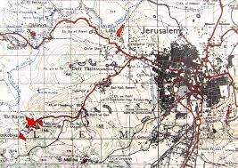 Map Of Jerusalem Saving Lifta Stepping Up The Campaign Arenaofspeculation Org
