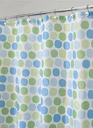 amazon com dkny falling petals cotton fabric shower curtain blue