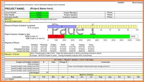 Project Status Report Template Excel Filetype Xls Weekly Progress Report Template 7 Progress Report Sle