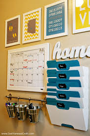 kitchen message center ideas best 25 family message center ideas on office wall