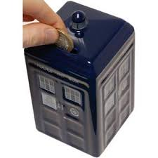 money box doctor who ceramic money box tardis forbiddenplanet uk
