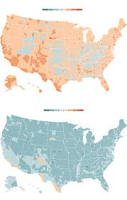Where Is Alaska On A Map by How Americans Think About Climate Change In Six Maps The New