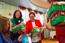 gifts for victims from victims