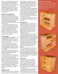 small chest of drawers plans u2022 woodarchivist