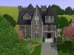 mod the sims crow hill victorian gothic