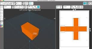 silhouette modelmaker design 3d shapes and export as svg with new