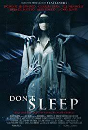 don u0027t sleep 2017 imdb
