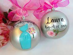 free gift boxes bridesmaid ornaments will you be my bridesmaid