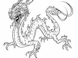 chinese new year dragon coloring pages ziho coloring