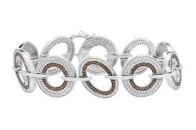 fashion diamond bracelet images Diamond bracelets bangles kalfin jpg
