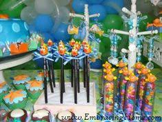 the sea baby shower ideas sweet treat table decoration ideas for the sea baby shower