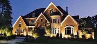 House Landscape Lighting Landscape Lighting Frisco Tx Cgreens Landscape Management