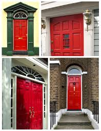 Red Door Exterior Color Inspirations House Appeal Page 2
