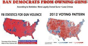 chicago map meme stop gun violence take guns from democrats a pictorial lesson