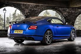bentley continental supersports 2017 bentley continental supersports 7 things you didnt know